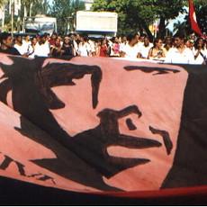 2000 - Passeata em João Pessoa