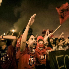 2017 - Greve Geral contra a reforma trabalhista