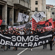 2020 - Ato antifascista e antirracista