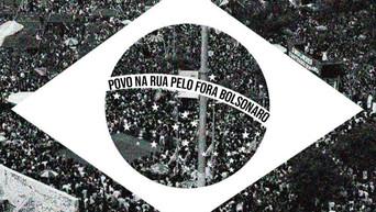 Chega! Derrubar Bolsonaro para salvar o Brasil!