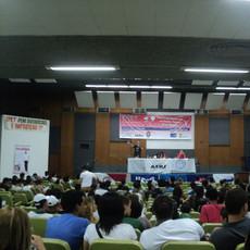 2011 - Fundação da Federação Nacional dos Estudantes no Ensino Técnico