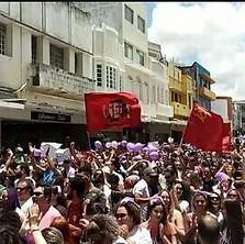 """2018 - Protesto do """"Ele Não!"""""""