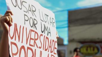 Democracia nas universidades e as intervenções do fascista Bolsonaro