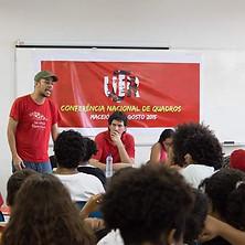 2015 - 1ª Conferência Nacional de Quadros