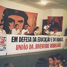 2001 - Fundação da Associação Paraibana dos Estudantes Secundaristas