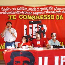 2005 - 2º Congresso Nacional da UJR