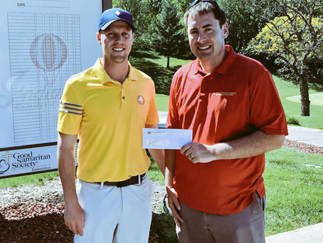 Iowa Golf Association Makes Major Donation to ISU Turfgrass Extension