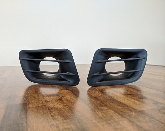 S2000 AP1 Brake Ducts