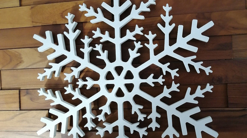 "36"" Snowflake decoration"