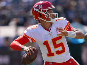 Patrick Mahomes signed a record-breaking 10-year deal with the Kansas City Chiefs worth up to $503