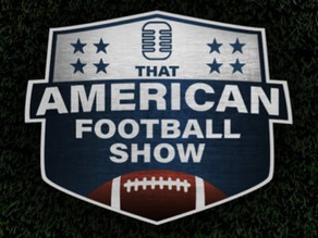 Welcome to the That American Football Show Website