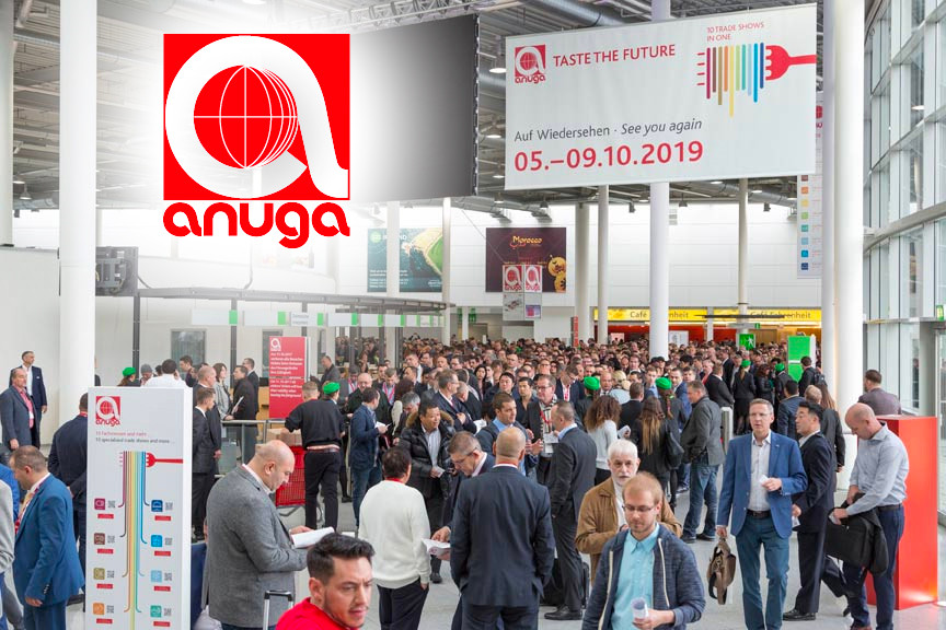 Photo of Anuga Food Fair 2017 - Copyright of Anuga