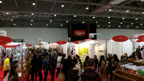 Enjoying the Natural & Organic Products Europe show