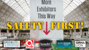Safety First as trade shows return