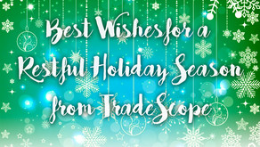 Happy Holidays from TradeScope