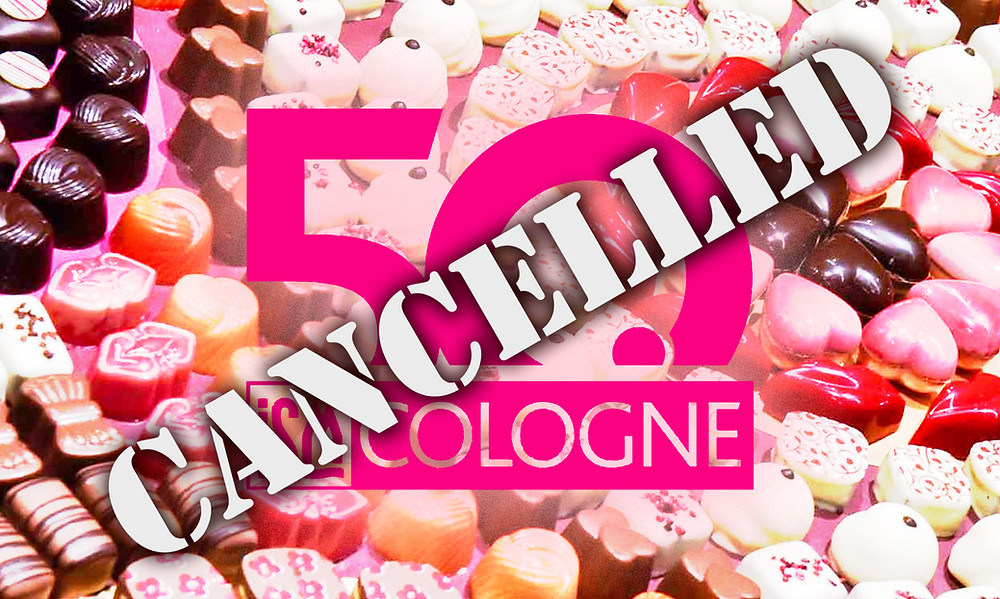 ISM Cologne 2021 has been cancelled due to coronavirus pandemic.
