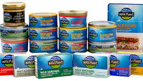 Wild Planet is Greenpeace's top-rated tuna producer
