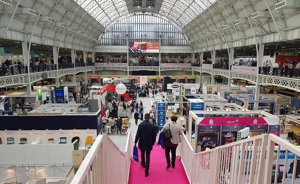 Photo of The Restaurant Show 2019