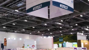 IFE is the best food show to access UK conventional retailers
