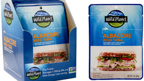 Here's a Wild idea – delicious single-serve Tuna pouches