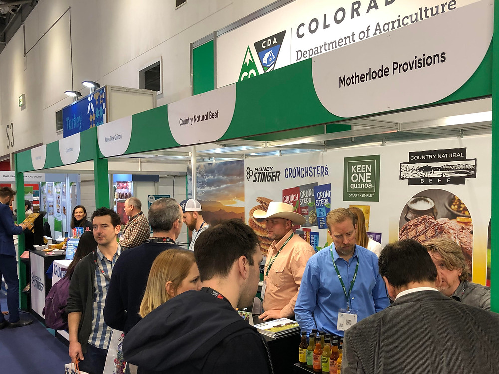 Colorado Stand at IFE 2019