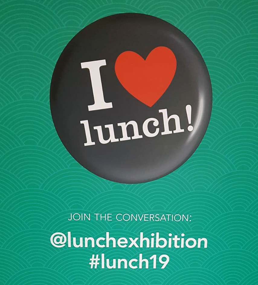 Image of lunch! show logo