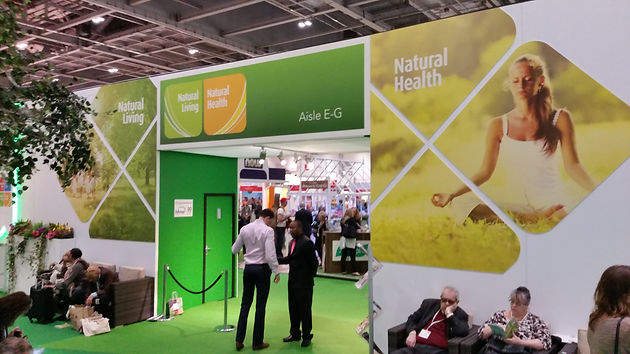 Two of the largest UK packaged food trade shows overlap