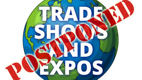 Trade Show / Exhibition Covid-19 postponements gather pace