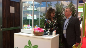 SweetLeaf at Natural & Organic Products Europe Show - 2 & 3 April 2017