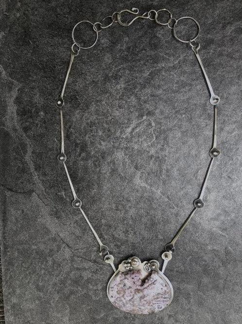 Mid Century Modern Style Necklace