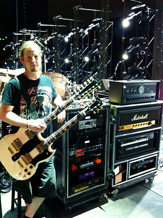 Keith Urban Get Closer World Tour, Brian Nutter