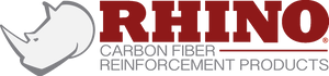 Rhino Carbon Fiber Logo