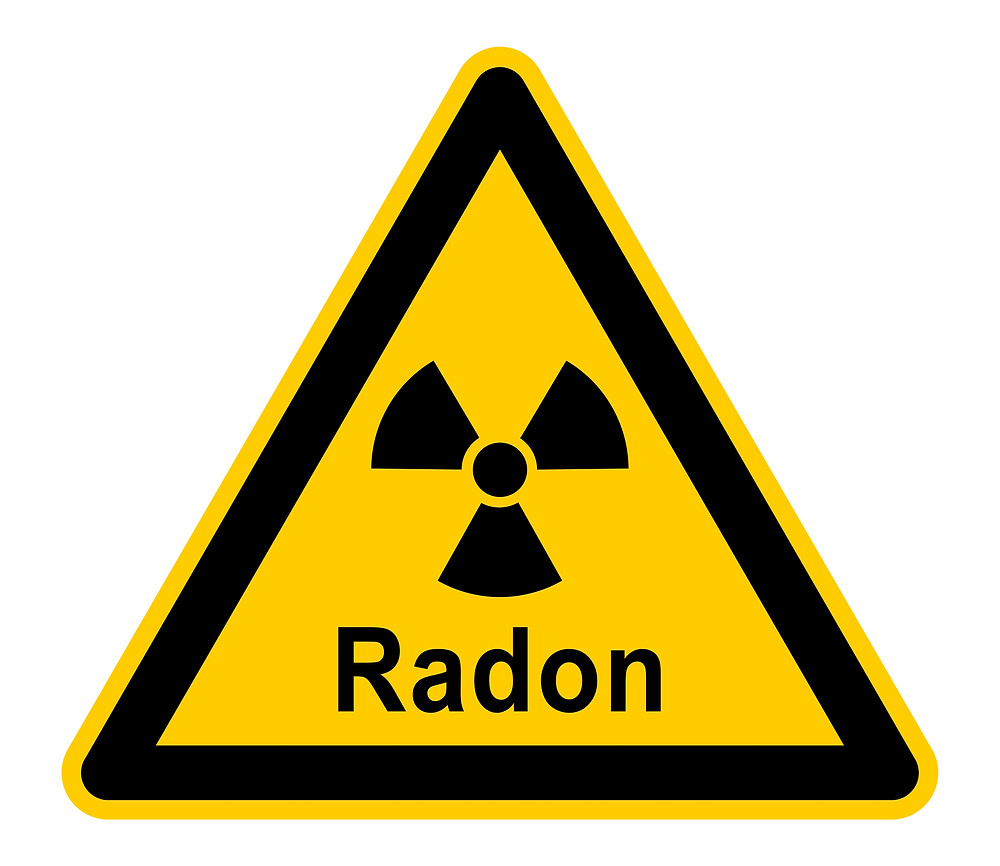 Radon Warning