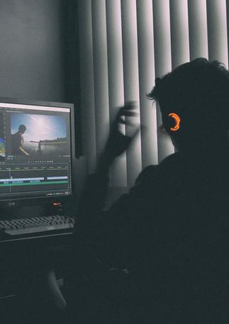 Montaggio di un filmato