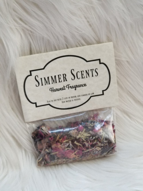 Harvest Fragrance - Simmer Scent