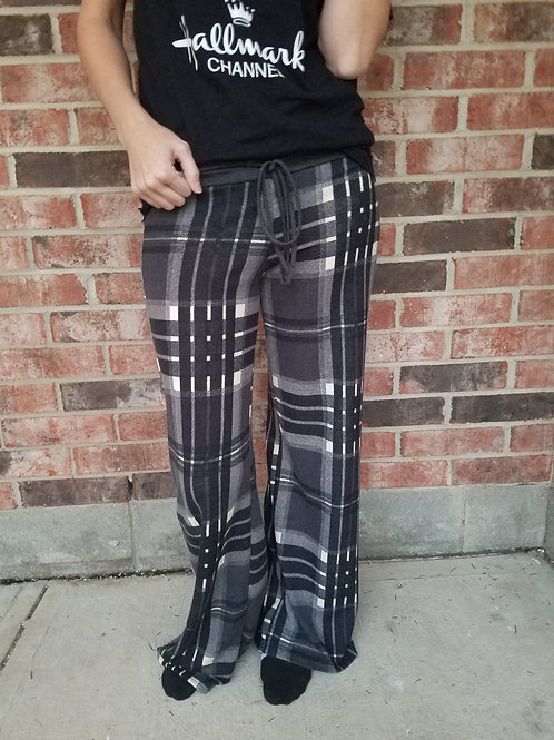 Lets Stay In Pajama Pants