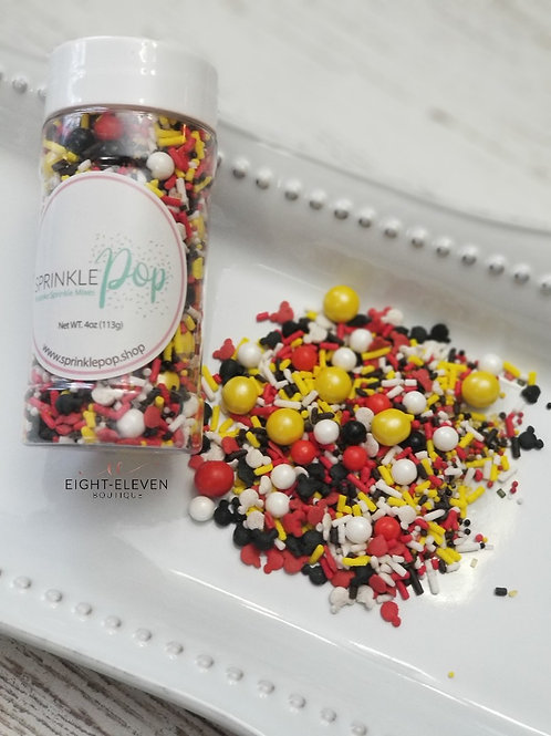 Mouse Ears Sprinkles - 4oz
