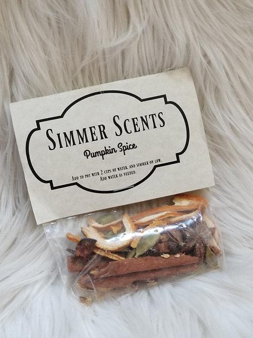 Pumpkin Spice - Simmer Scent