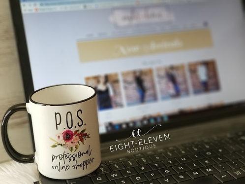 Online Shopper - Coffee Mug 11oz