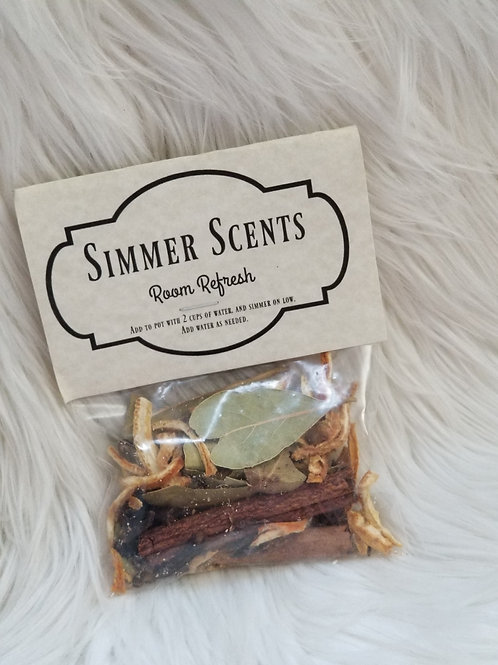 Room Refresh - Simmer Scent