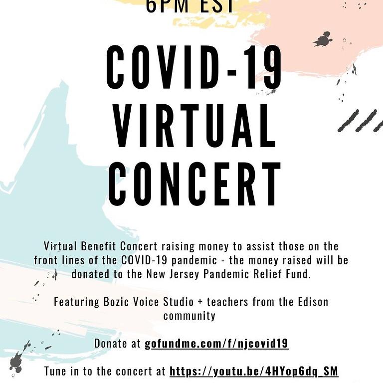 Covid-19 Virtual Concert