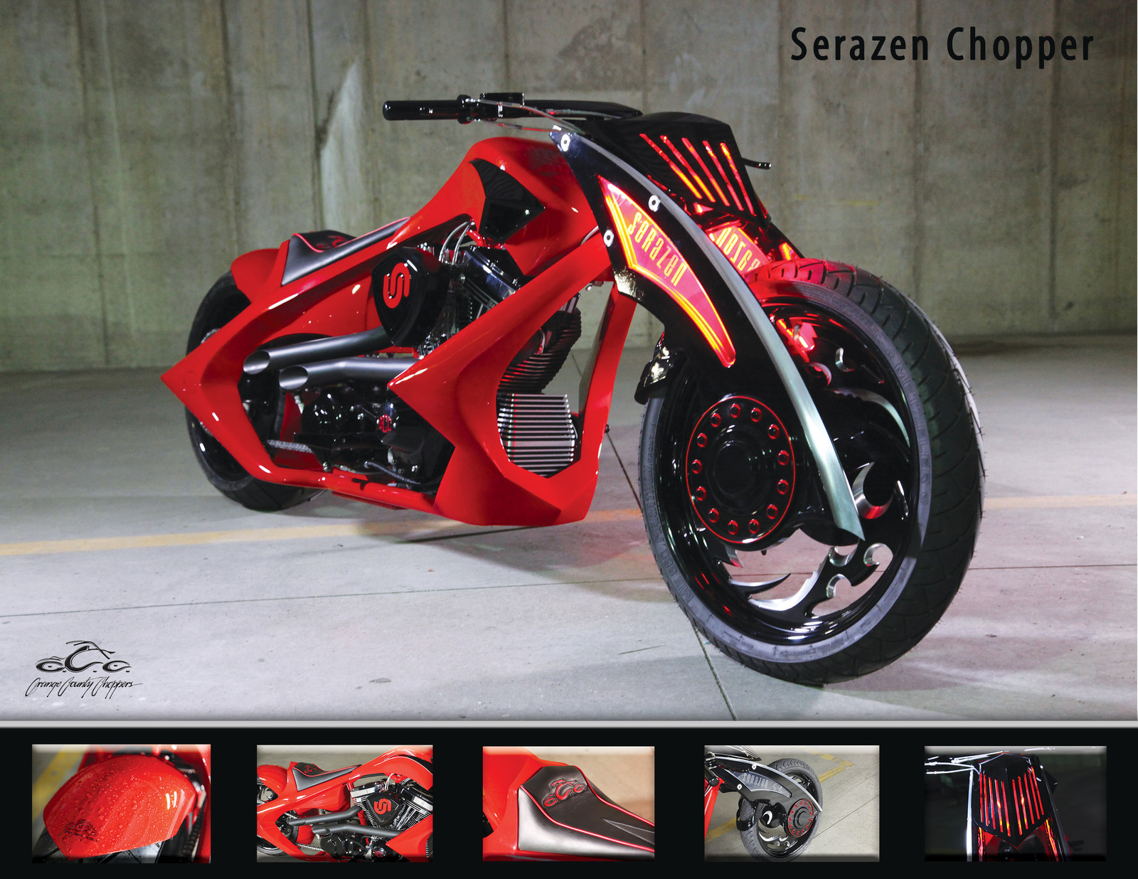 Custom Handcrafted Motorcycles