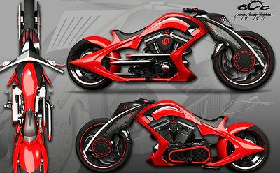 Orange County Choppers Custom Bike Sales