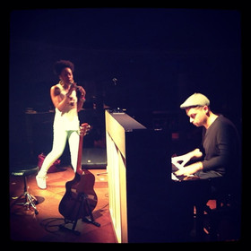 Live TV performance with Shea Soul