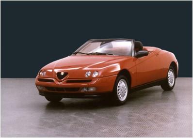Alfa Romeo Spider - 1992