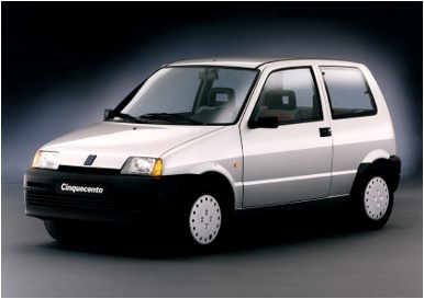 Fiat Cinquecento - 1991