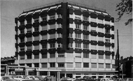 Multipurpose Building - 1970
