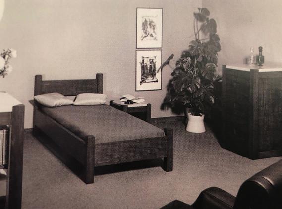 Techniform Bedroom 1961