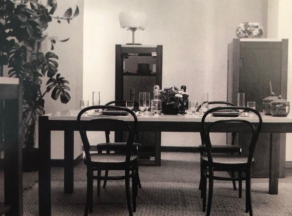 Technniform Dining 1961