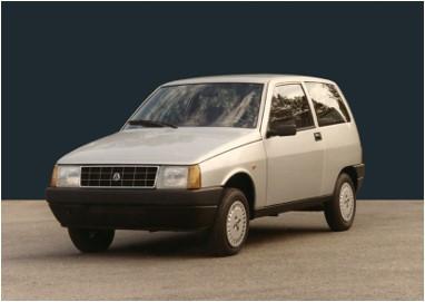 Autobianchi Y10 - 1985